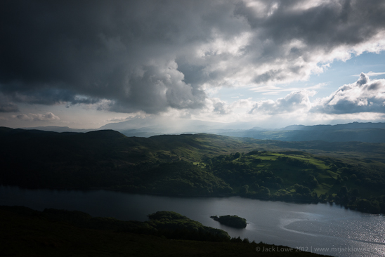 Peel Island, Coniston Water, Swallows and Amazons, The Lake District