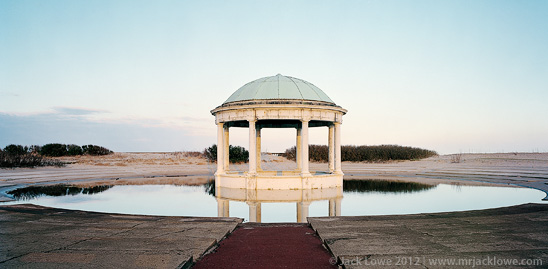 Blyth Bandstand, Photography by Jack Lowe