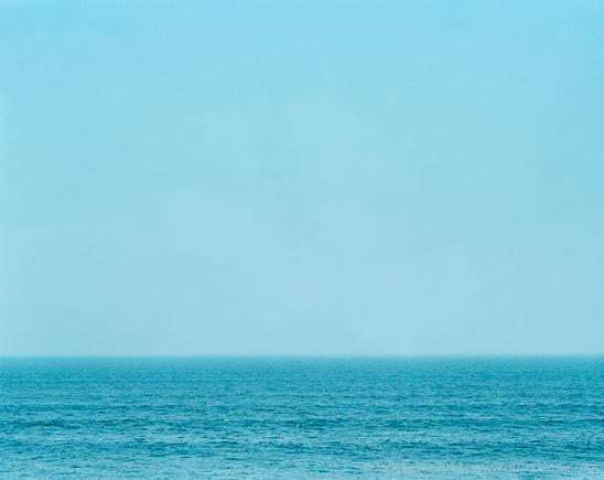 Blue Sea, Photography by Jack Lowe