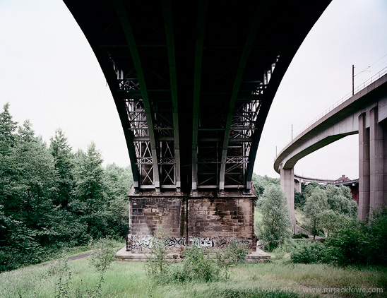 Byker Bridges, Photography by Jack Lowe