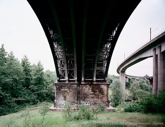 Byker Bridges, Photography by Jack Lowe