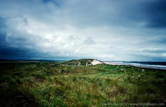 Druridge Bay, Photography by Jack Lowe