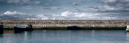 Buckie Harbour, Photography by Jack Lowe