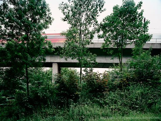 Metro Bridge, Photography by Jack Lowe