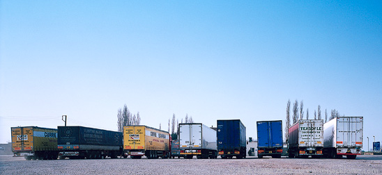 Quernhow Trucks, Photography by Jack Lowe