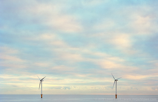 Cambois Turbines, Photography by Jack Lowe