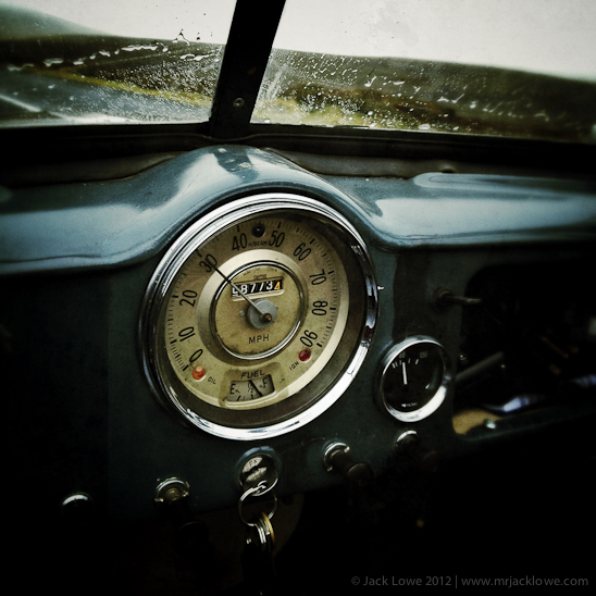 Morris 1000 Dashboard