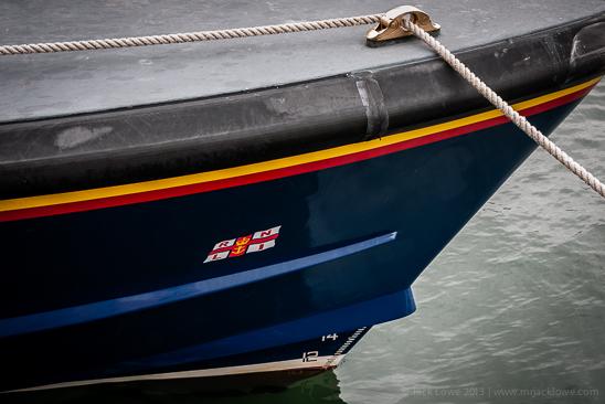 Tynemouth Lifeboat, RNLB Spirit of Northumberland
