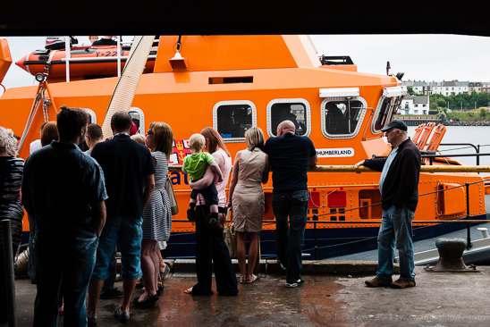 Tynemouth Lifeboat, RNLB Spirit of Northumberland
