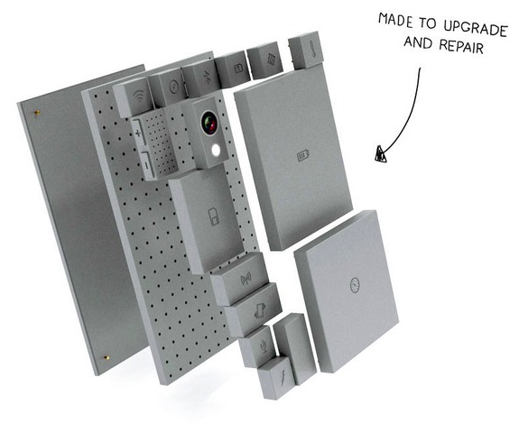Phonebloks, a phone worth keeping