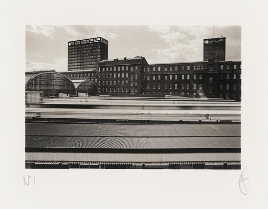 Paddington Station, West London, UK, 1999, photographed by Jack Lowe