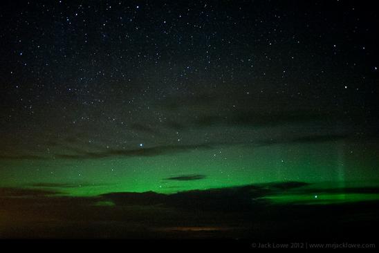 aurora borealis, northern lights, northumberland, holy island, north east england
