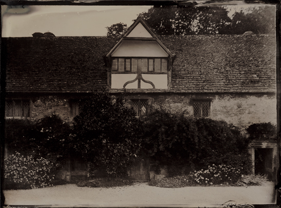 wet plate collodion, Half Plate Tintype by Jack Lowe
